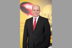 Volker Oesau, CEO Middle Europe, DHL Global Forwarding Bild: DHL
