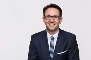 Alexander Heubes ist neuer Managing Director Europe bei Frasers Property Industrial. (Foto: Frasers Property)