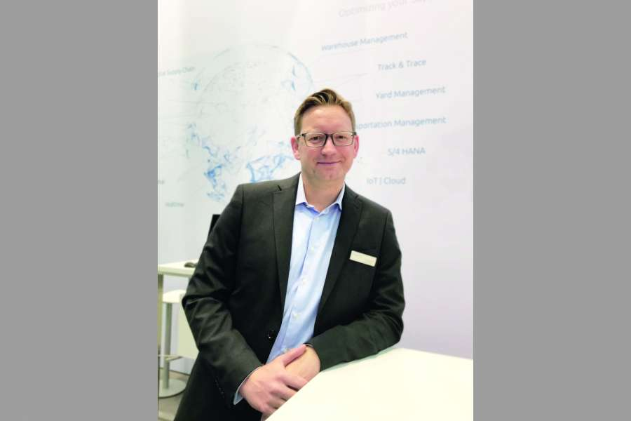 Christiaan Carstens, Consulting Director des SAP-Logistikpartners Leogistics Bild: Leogistics