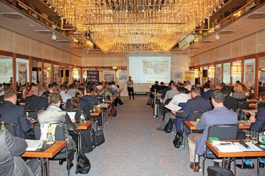"6becdb5a86c307 LOGISTIK HEUTE-Forum  ""Fit für E-Commerce-Logistik"" – ein Rückblick"
