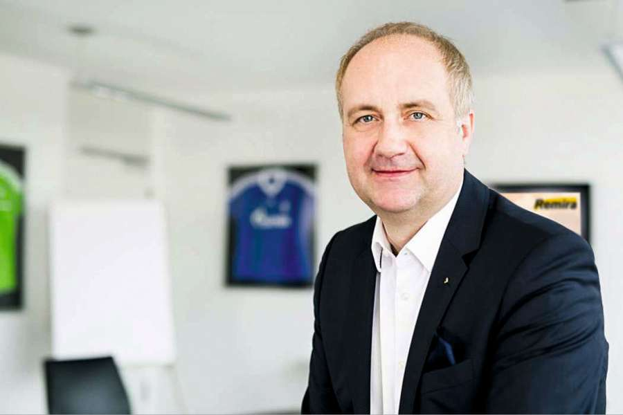 Thomas Sindermann, CEO der Remira Group. Bild: Remira Group