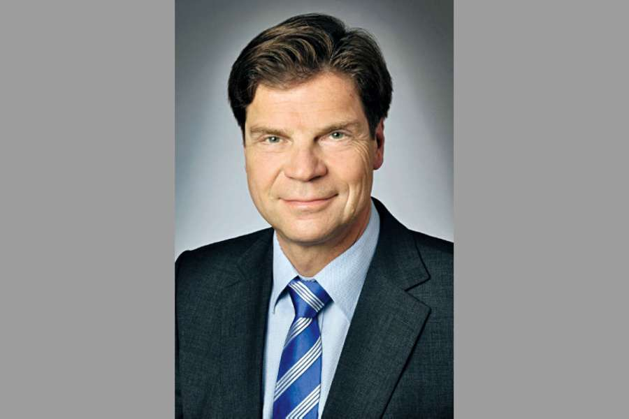 Rainer Koepke, Head of Advisory & Transactions Industrial & Logistics Germany, CBRE Bild: CBRE