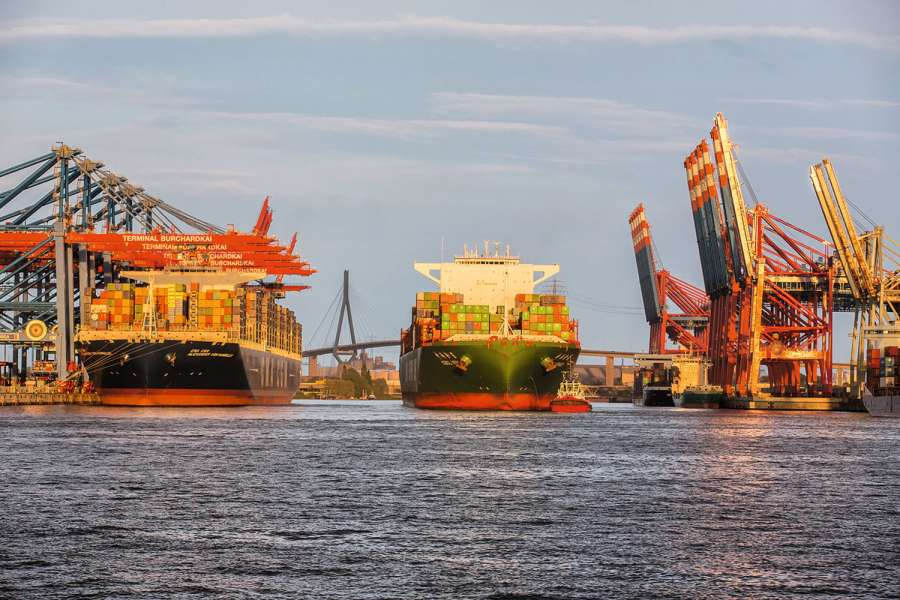 Bild: Hafen Hamburg Marketing/Peter Glaubitt