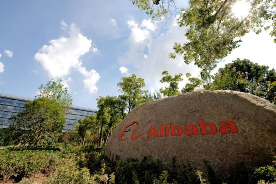 Der Alibaba-Campus in China. (Foto: Alibabagroup.com)
