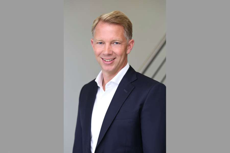 Christian Haas komplettiert das Management der PTV Group. (Foto: PTV Group)