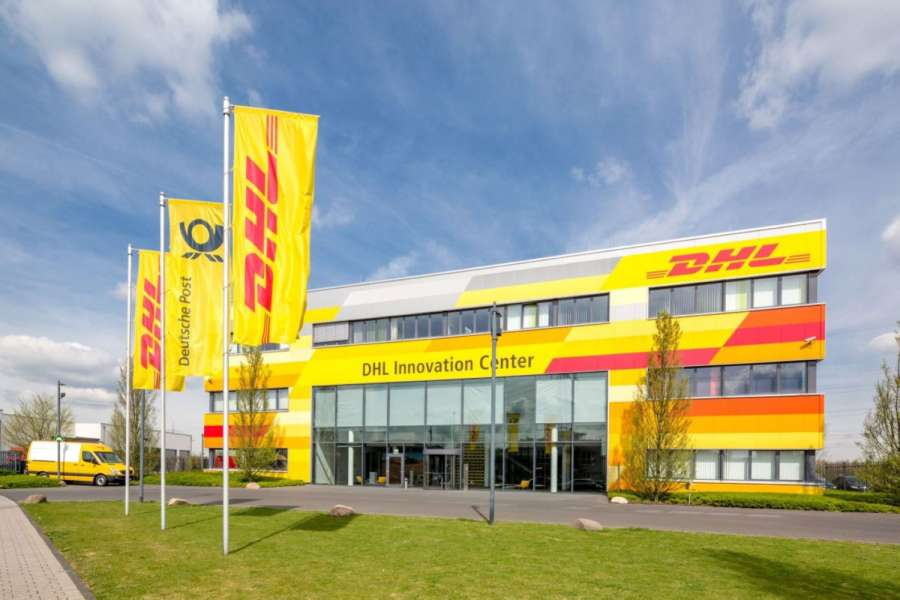 Am 19. Mai neu eröffnet: DHL Innovation Center in Troisdorf. (Foto: Deutsche Post AG)