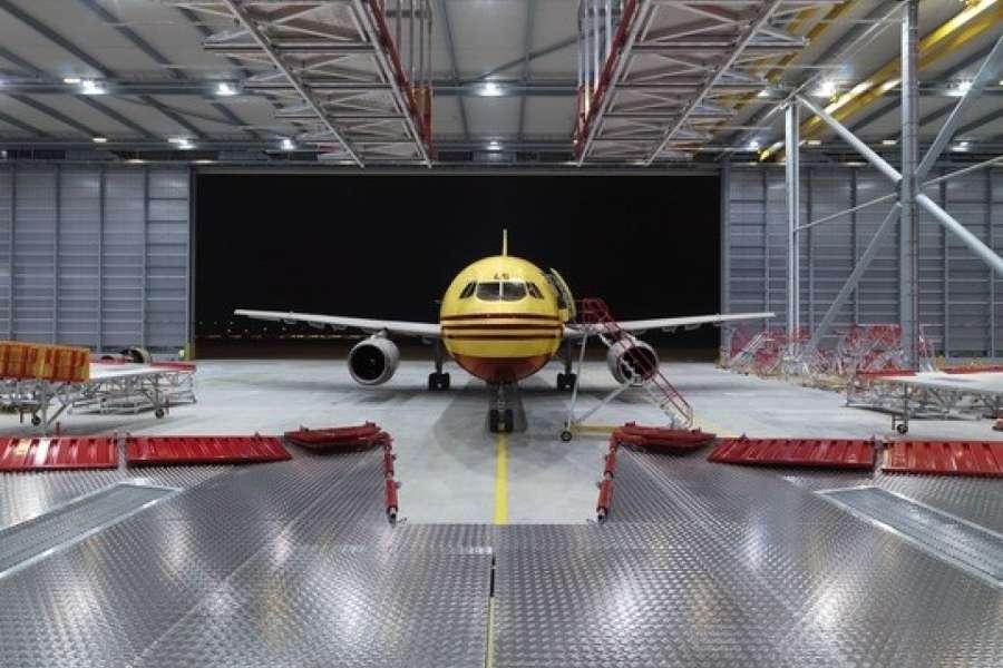 3168fbbdd69a01 Logistikimmobilien  DHL Express will seine Kapazitäten erhöhen -  KEP-Dienste