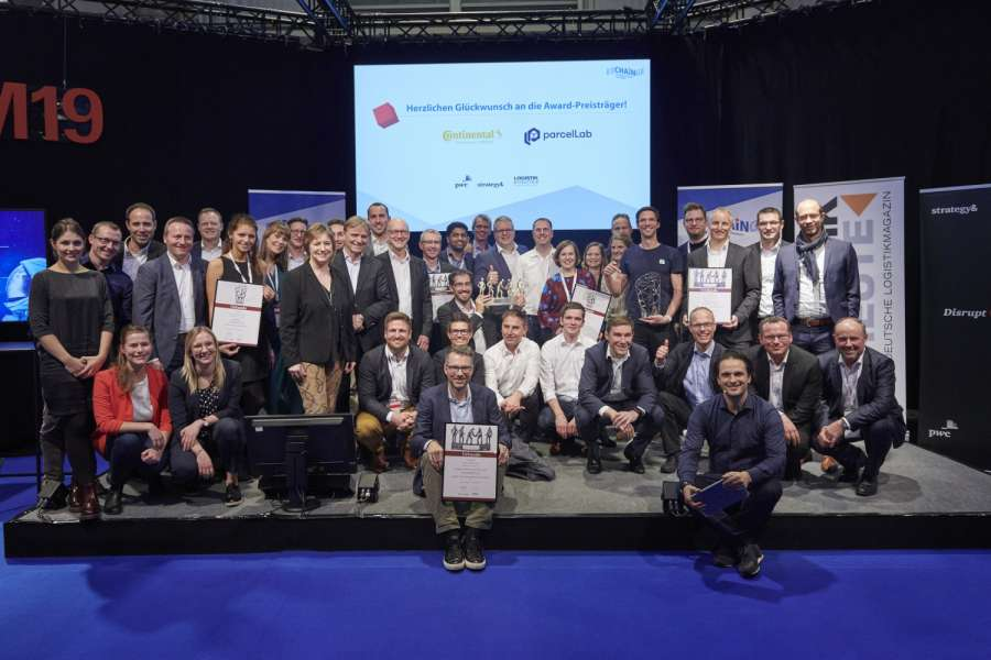 Höhepunkt der EXCHAiNGE war die Award Night am 27. November. (Foto: EUROEXPO)