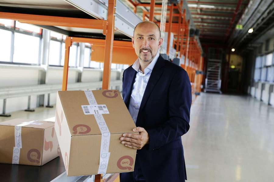 Dr. Thomas Lindemann, Vice President Customer Logistics Europe & Asia bei QVC, spricht im Interview mit LOGISTIK HEUTE über die Logistikstrategie des Multichannel-Handelsunternehmens. (Foto: QVC)