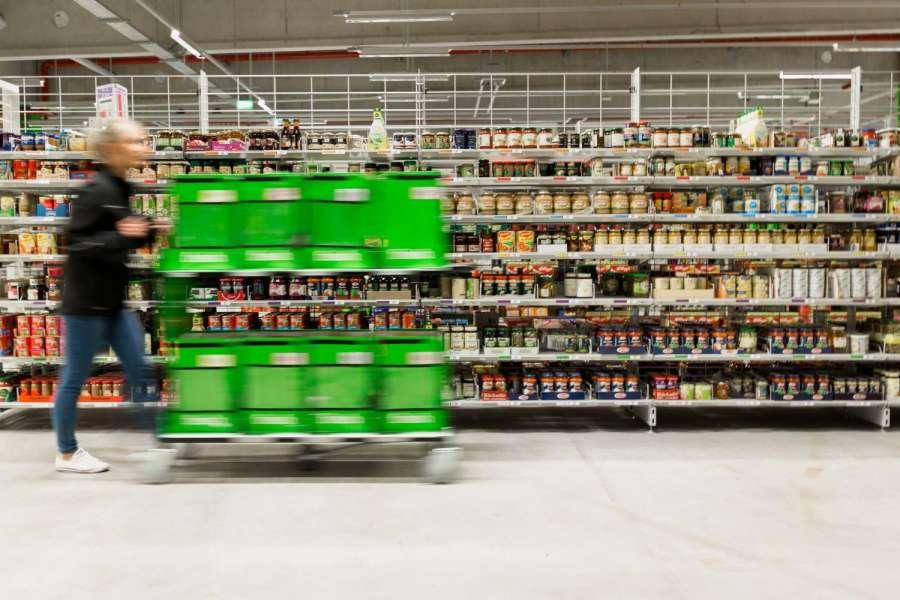 Logistikimmobilien Neues Amazon Lager In Garbsen Neubau