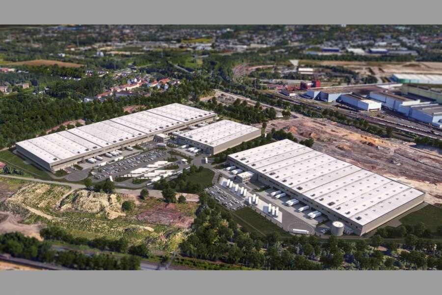 Neubau Krieger Gruppe Plant Lager Projekt Management Und Planung