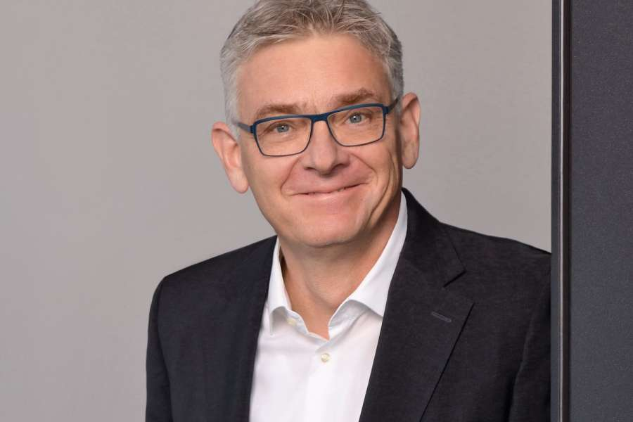 Maximilian Brandl ist seit dem 1. April 2020 CEO der Salt Solutions AG. | Bild: Salt Solutions AG