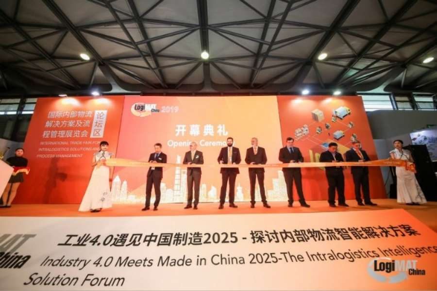 Bild/Text: LogiMAT China, Euroexpo