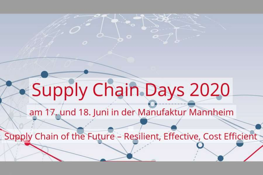 Screenshot: www.supply-chain-days.com