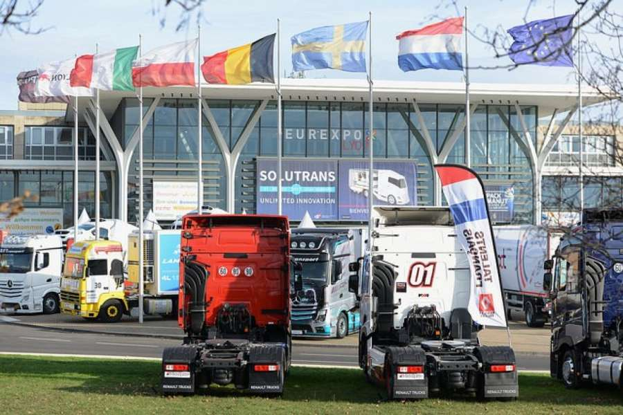 Foto: Salon SOLUTRANS