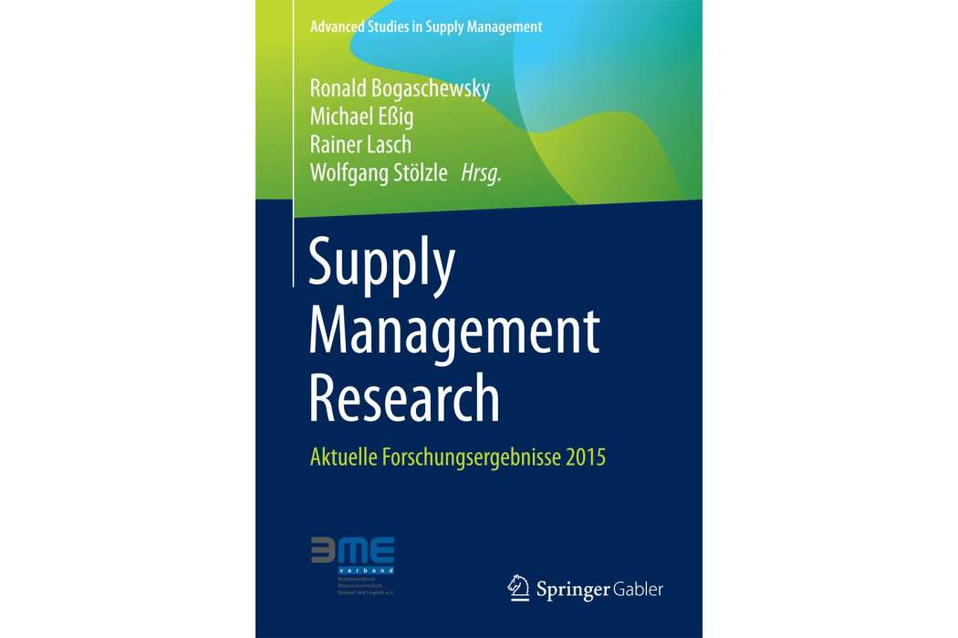 Supply Management Research - SpringerGabler