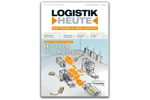 Software in der Logistik - Digital Twins für die Logistik