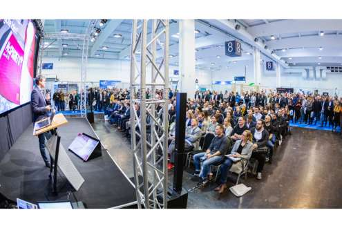 Impression vom DIGITAL FUTUREcongress 2019 (Foto: AMC MEDIA NETWORK)
