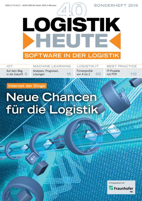 Sonderheft Software in der Logistik 2019