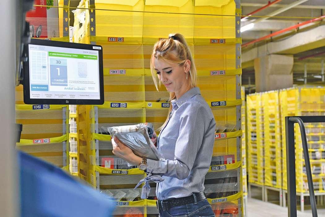 wieviel mitarbeiter hat amazon in deutschland