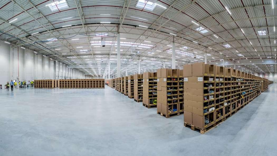new arrivals release date cozy fresh Logistikimmobilien: Arvato eröffnet neues ...
