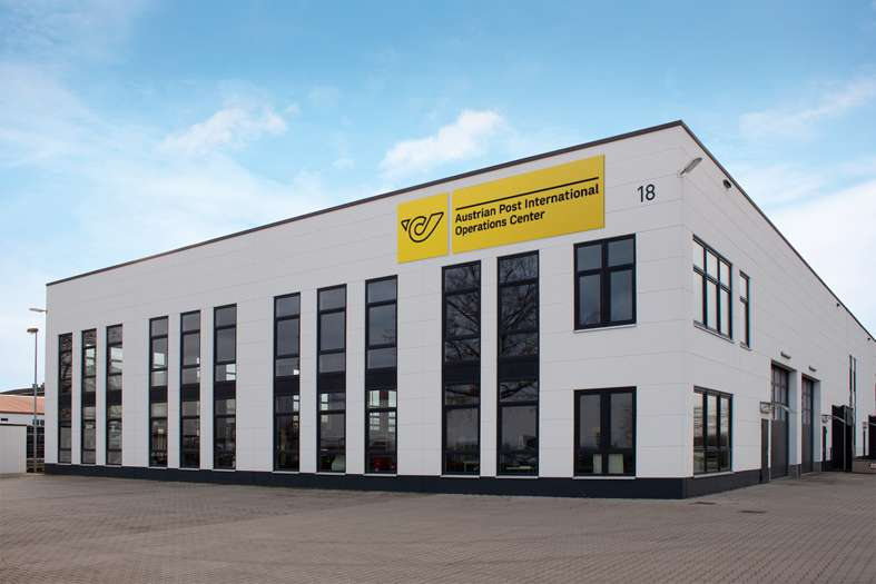 Das neue Operations Center der Austrian Post International Deutschland GmbH in Troisdorf-Spich. (Bild: Austrian Post International)