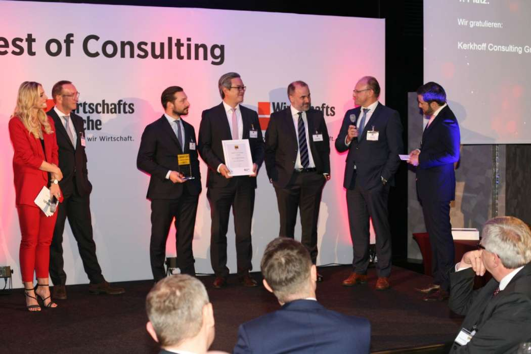 Best Of Consulting 2017 Kerkhoff Gewinnt In Der Kategorie Scm