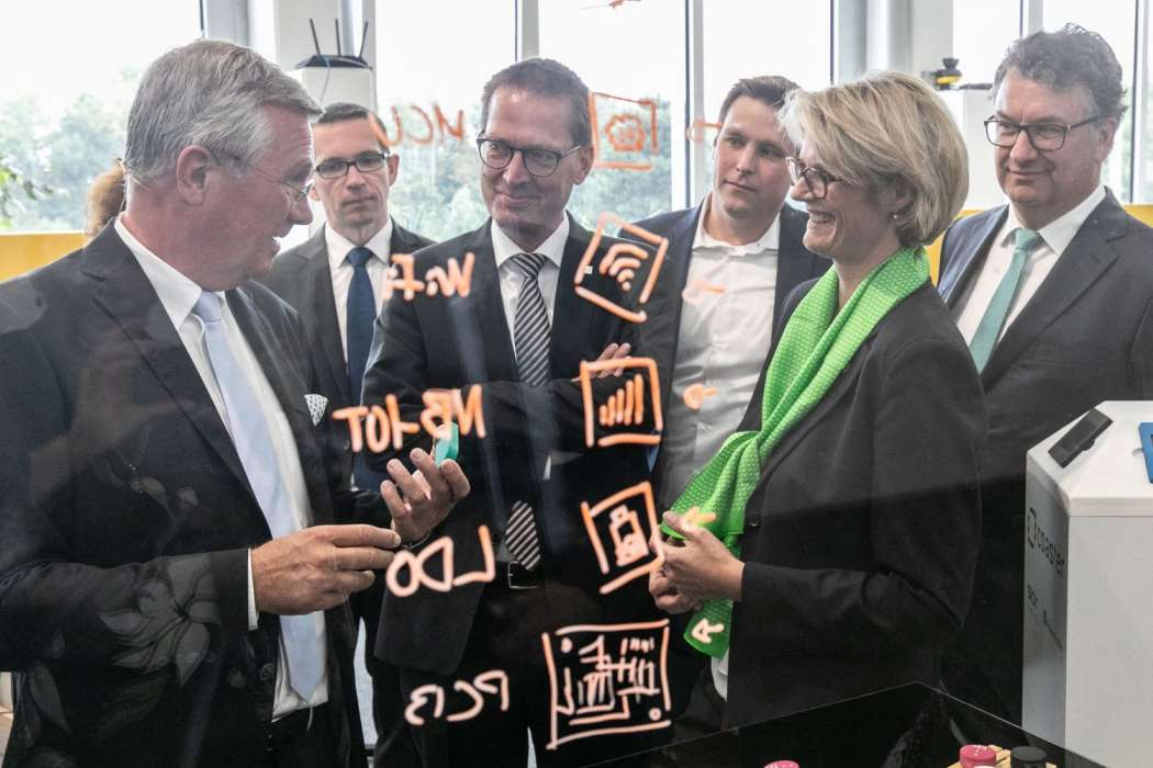 Social Networked Industry Logistik Innovationslabor In Dortmund