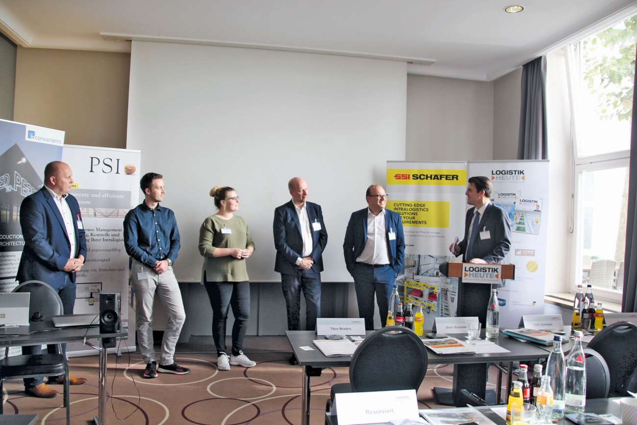 Lebensmittellogistik: Es ist angerichtet - PROGNOSEN Fachforum LOGISTIK HEUTE-Forum, Sonstige Veranstaltungen | Fachartikel - Logistik Heute