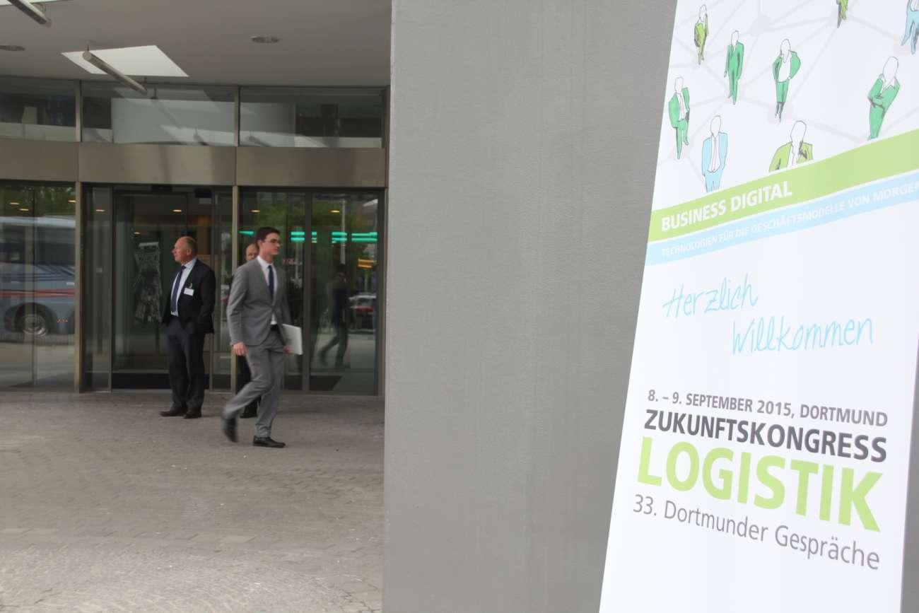 Zukunftskongress Logistik 2015 Impressionen Aus Dortmund Iml