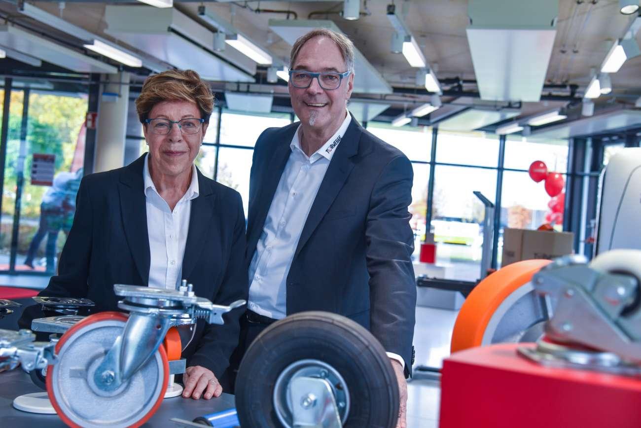Intralogistik: Torwegge eröffnet Erlebniswelt in Bielefeld - Neubau (Logistikimmobilien) | News - Logistik Heute