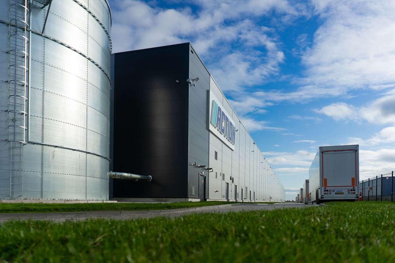 Handel: Action eröffnet erstes Distributionszentrum in Polen - Einzelhandelslogistik | News - Logistik Heute