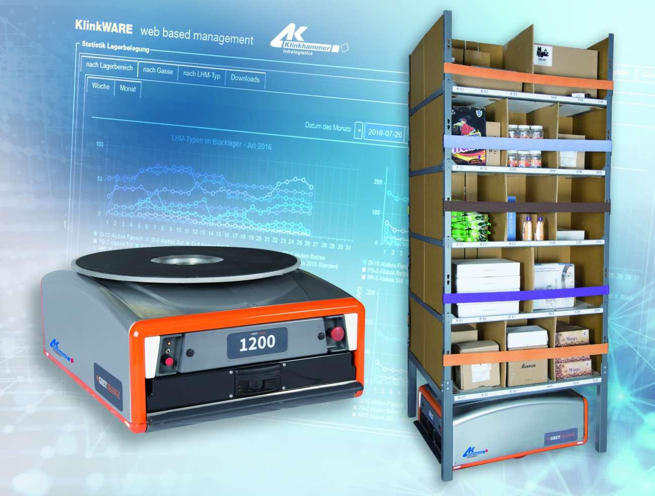 Robotik: Klinkhammer und GreyOrange unterzeichnen Vertrag - Strategie (Management) | News - Logistik Heute