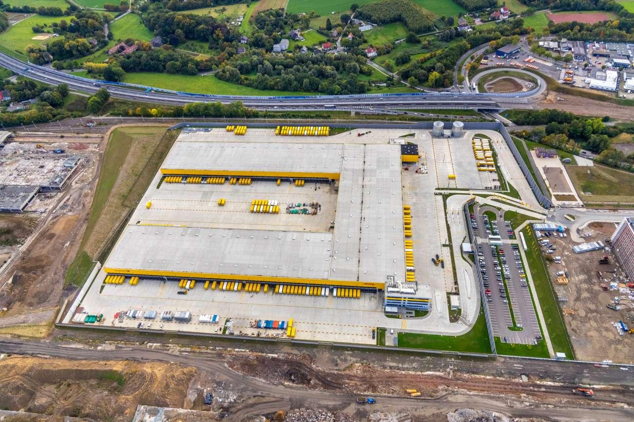 KEP: Neues Mega-Paketzentrum in Bochum - Neubau (Logistikimmobilien) | News - Logistik Heute