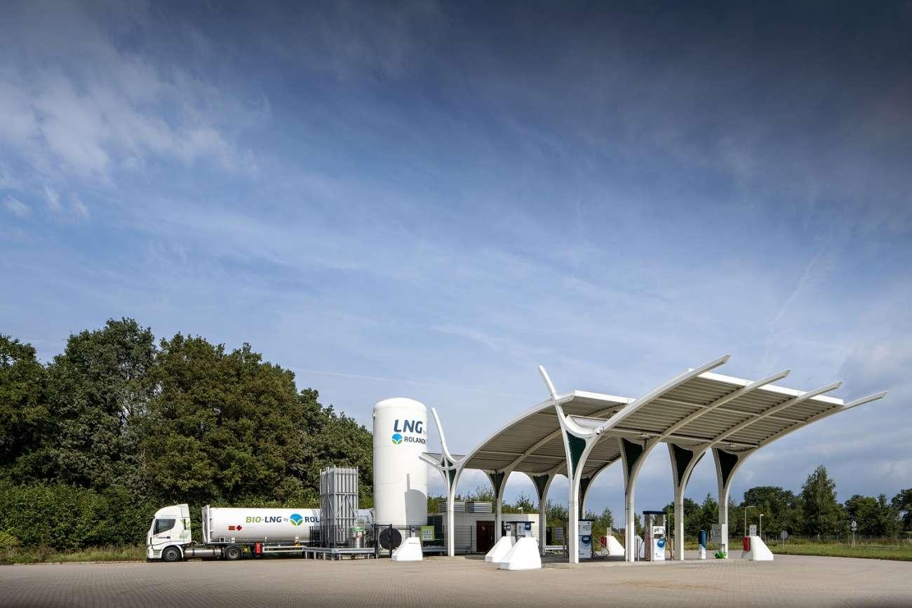 LNG: Rolande baut Tankstellennetz in Deutschland auf - Erdgas (CNG, LNG) | News - Logistik Heute