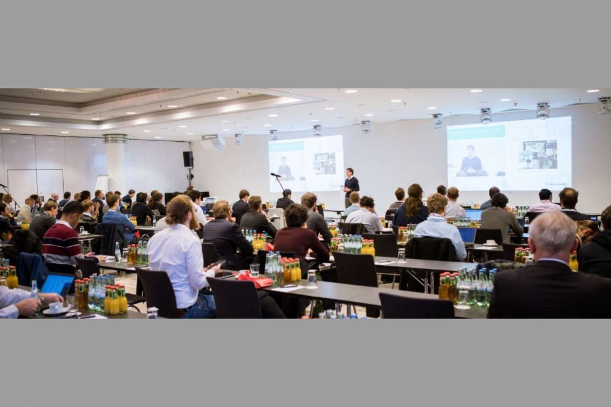 ROS-Industrial Conference 2018 (Foto: Fraunhofer IPA)